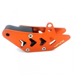 KTM SX SXF 125 250 350 450 REAR CHAIN GUIDE GUARD ORANGE