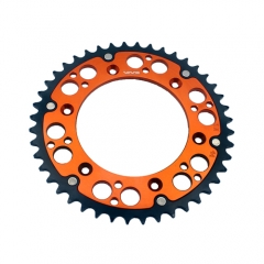 KTM REAR SPROCKET ORANGE 48T SX SXF EXC-F XCW-F