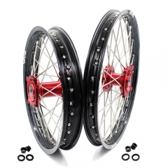 VMX ENDURO WHEELS SET FOR HUSQVARNA TE/TC/TXC/SMR 21/18 2000-2013